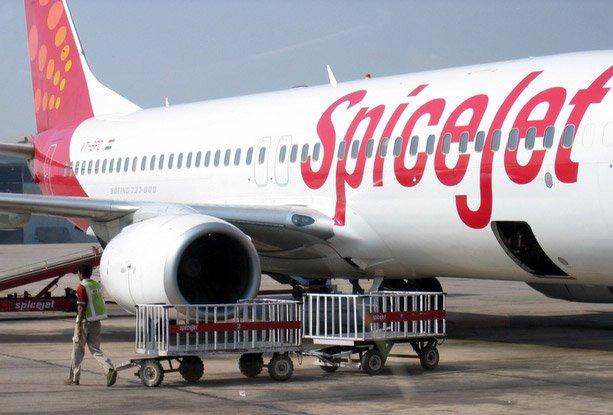 SpiceJet билеты самолет