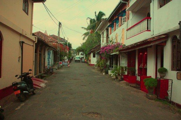 Шри-Ланка, форт Галле, fort Galle, фото