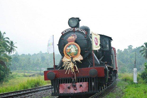 Поезда на Шри-Ланке