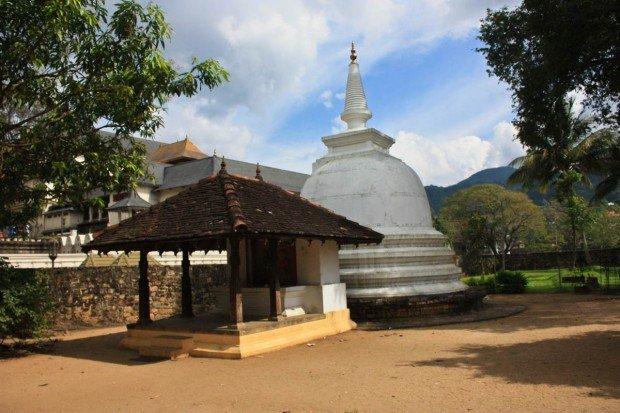 Храмы Канди на Шри-Ланке