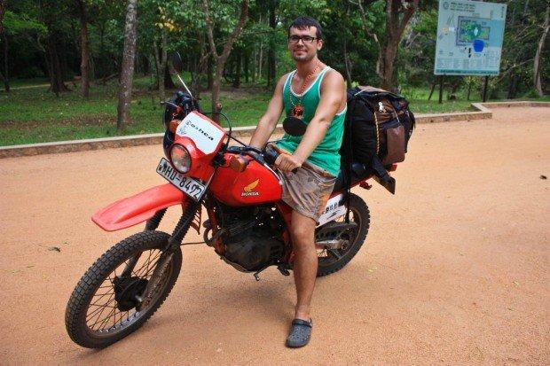 Путешествие в Полоннаруву