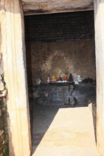 Северный монастырь Полоннарувы
